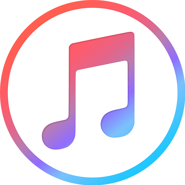 iTunes Logo Opens in new window
