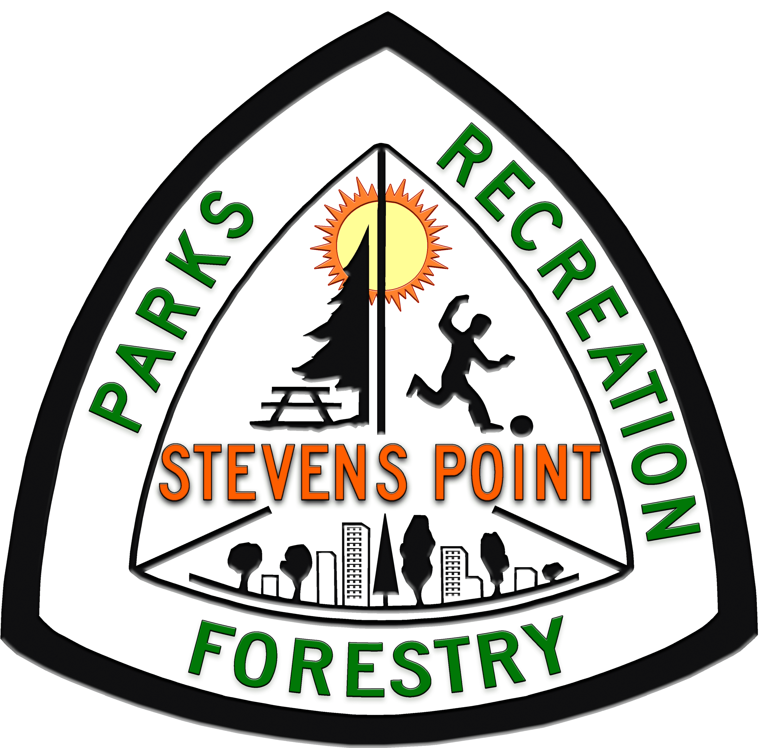 Parks Recreation Forestry Logo