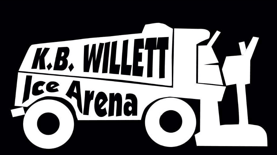 Willett Arena Zamboni Logo